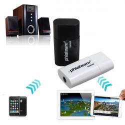 Mini USB Bluetooth Music Mottagare Adapter till iPhone Smartphone