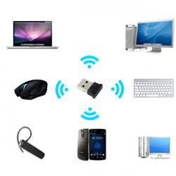 Mini USB Bluetooth Version 4.0 Bluetooth Headset Transmitter Receiver