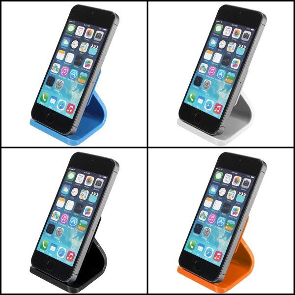 Nanoteknik Micro-sug Mini Ställ Hållare till iPhone Smartphone iPhone 4 4S