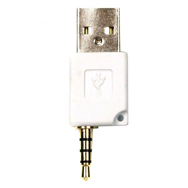 Neue Mini USB Daten und Ladeadapter für shuffle 2 (weiß) iPod Zubehör