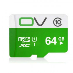 OV Micro SDXC 64G Klass 10 SD-kort C10 TF Kort Flash-Minneskort
