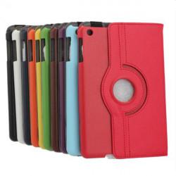 PU Leather Case 360 Rotation Holder For iPad Mini Random Shipment