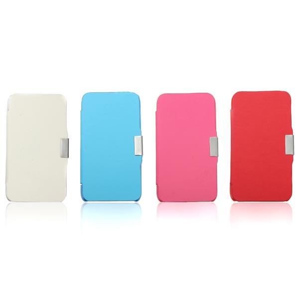 PU Læder Flip Magnetisk Hård Cover Etui til iPod Touch 4 iPod Tilbehør