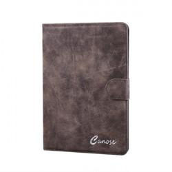 PU Luxury Retro Scrub Plånbok Flip Ställ Fodral iPad Mini 1 2