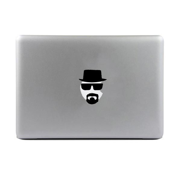 Personality Vinyl Decal Protective Laptop Stickers For MacBook Mac Accessories