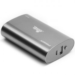 Pisen Portable Power 6600mAh PowerBank Laddare för iPhone iPad Tablet