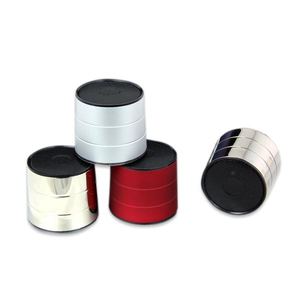 Bærbar BeatBox Bluetooth Stereo Højttaler til iPhone Smartphone Højttalere & Høretelefoner