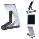 Bärbar Vikbar Desktop Compact Tablet Hållare för iPad Air Tablet Pc iPad Tillbehör