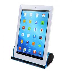 Bärbara Trådlösa Bluetooth Ställ Högtalare för iPhone iPad