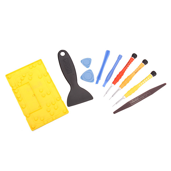 Professional Repair Tools And Screen Protector Combo For iPhone5 iPhone 5 5S 5C