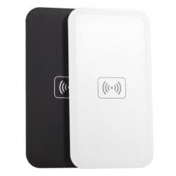 Protable Qi Sändare Trådlös Laddare Pad för iPhone6 smartphone