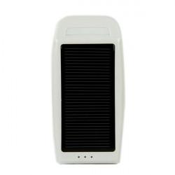 Mobiles Ultra Thin 1000mAh Solarstrom Ladegerät für iPhone Smartphone