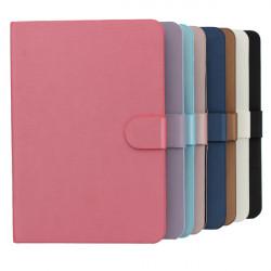 Pure Colors Stand Leather Smart Case For iPad Mini Random Shipment