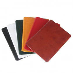 Pure Colour Pu Leather Case Cover With Stand For iPad Mini