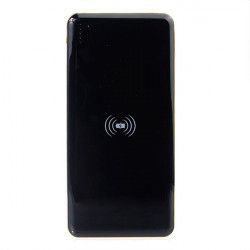 Qi 10000mah Trådlös Laddare Pad för iPhone6 smartphone