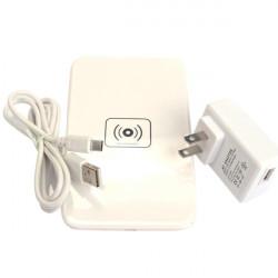 Qi Lc-X5 Trådlös Laddning Sändare Mottagare för iPhone Mobiltelefon