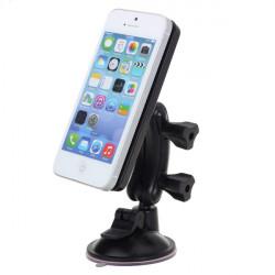 Qi Trådlös Car Ladd Hållare till iPhone Smartphone
