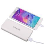 ROMOSS Sense 4 15000mAh Energien Bank externe Batterie für iPhone iPhone 6 Plus