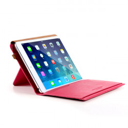 Remax Only One Multi-function Wallet Leather Bag For Apple iPad Mini