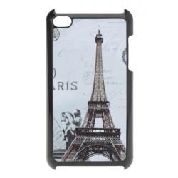 Retro bereifte Paris Turm PC stark Argument für iPod Note 4 4G