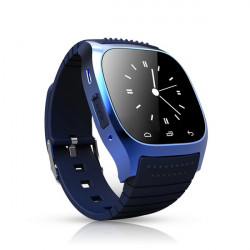 Rwatch M26s 1.4inch Ip57 108mhz Wrist Smartwatch för Ios Android
