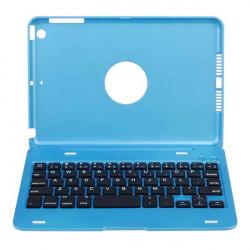 Stötsäker Aluminium Bluetooth Tangentbord Hållare Etui till iPad Mini
