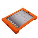 Stötsäker Anti-sladd Enkelt Sätt Silikon Etui till iPad 2 3 iPad Tillbehör