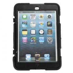 Silicon Rugged Värnplikt Beskyddare Fodral Skydd för iPad Mini 2