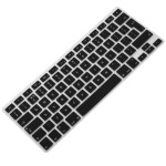 Silicone Soft Keyboard Cover Protector For EU UK Mac Accessories