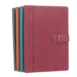 Small Check Design PU Leather Case With Card Holder For iPad Mini