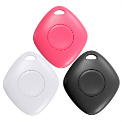 Smart Bluetooth Tracer Gps Locator Tag Alarm Plånbok Key Pet Dog Tracker