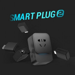 Smart US Plug Small K 2 Wifi Smart Hem Fjärrkontroll för iPhone