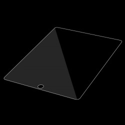 Straight Edge Premium Toughened Glass Membrance For iPad 2 3 4