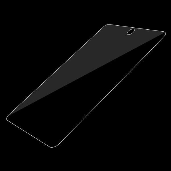Straight Edge Härdat Glas Membrance för iPad Mini iPad Tillbehör