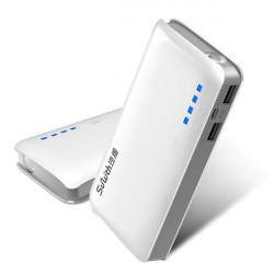 Sunwith I7 10000mah Charge Treasure Smart Mobile Power för iPhone