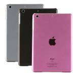 TPU Gel Half Öppenhet Skyddande Bak till iPad Mini 3 iPad Tillbehör