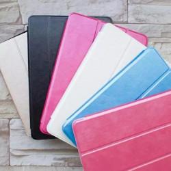 Tre Fold Design TPU Stativ Cover Etui til iPad Air 2