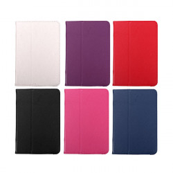 Two Fold PU Leather Flip Stand Holder Smart Case Cover For iPad Mini 3