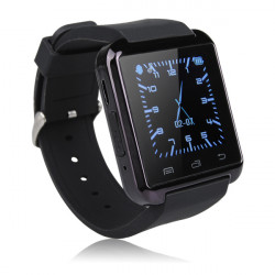 U8 Update Version Bluetooth MTK Smart Health Armbandsur