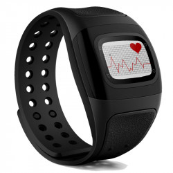 U98 Heart Rate Monitor Waterproof IP67 Smart Watch For iOS Android