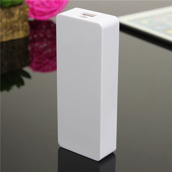 USB 2X18650 Battery Power Bank DIY Charger Box For iPhone iPhone 6 Plus
