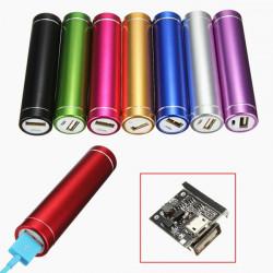 USB Powerbank Fodral Kit 18650 Batteriladdare Diy Box