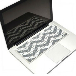 US Sawtooth Pattern Keyboard Protector Skin Film For Macbook Pro