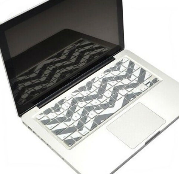 US Sawtooth Pattern Keyboard Protector Skin Film For Macbook Pro Mac Accessories