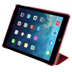 Ultra Slim Smart Magnetisk Läder Gel Fodral Skydd för iPad Air