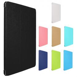 Ultra Slim Smart Spur Schlaf magnetischer lederner Standplatz Hülle für iPad Air 2