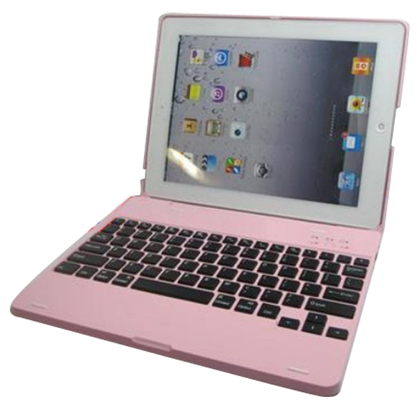 Ultratynd Og Light Trådløs Bluetooth Tastatur til iPad iPad Tilbehør