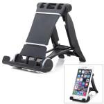 Universal 90 Rotation ABS Desktop Hållare för iPhone iPad Cellphone iPad Tillbehör