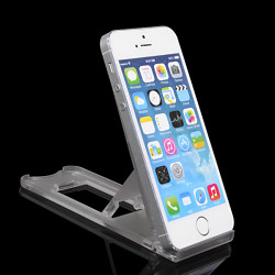 Universal Justerbar Ställ Hållare för iPad iPhone Tablet Pc