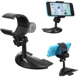 Universal Bil CD-Slot Mount Mobile Cups Hållare Ställ för iPhone
